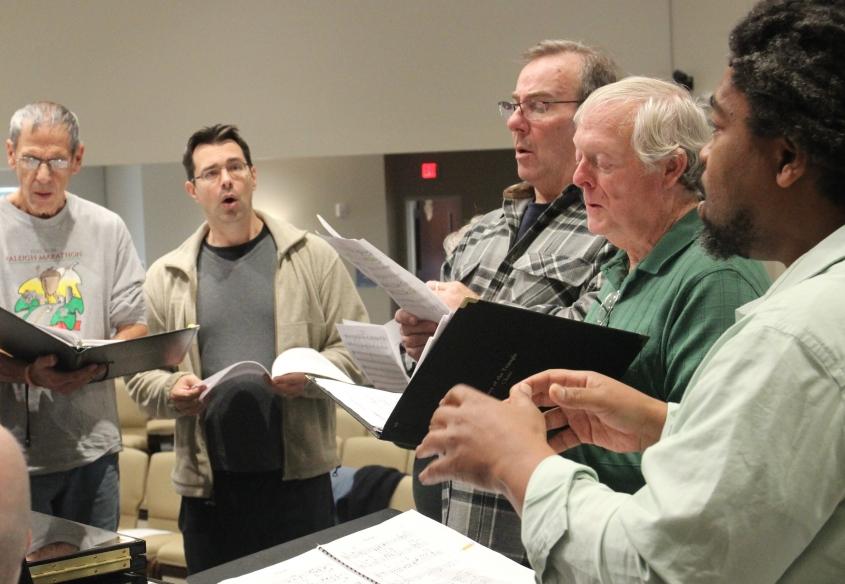 Unity Adult Choir