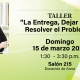 Taller with RevAna