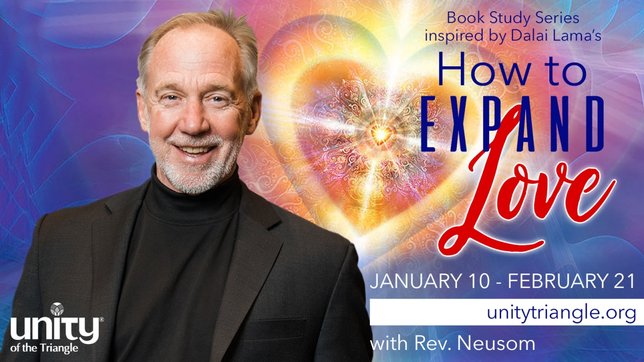"""Book Study Series Inspired by """"How to Expand Love"""" by Dalai Lama"""